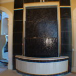custom indoor marble waterfall fountain custom home