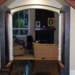 hallway water features
