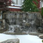 seafair west richmond waterfall