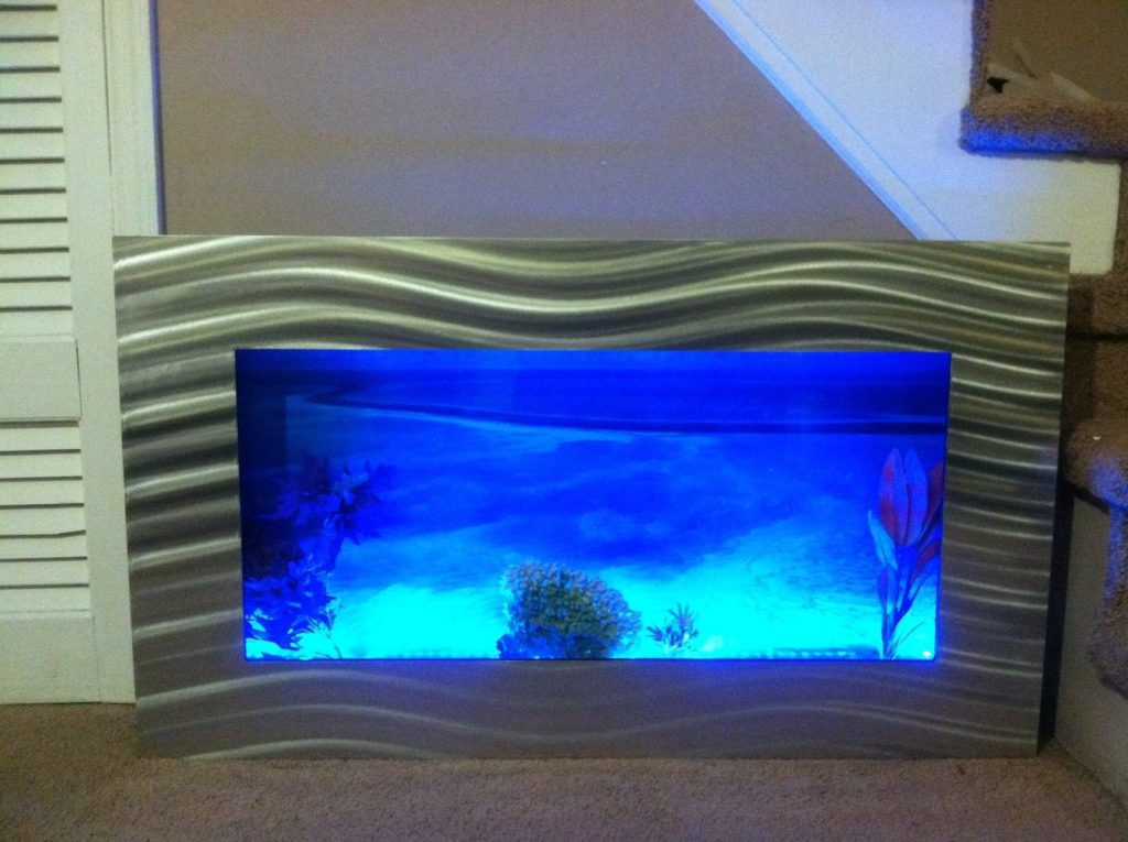 Fresh wall mounted fish tank about my blog for Wall mounted fish tanks