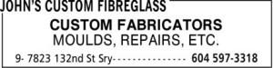 custom fiberglass surrey