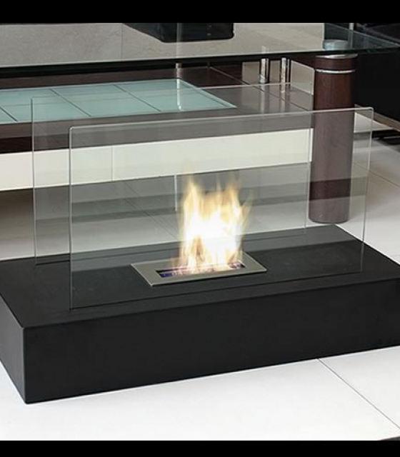 BioFuel fireplaces