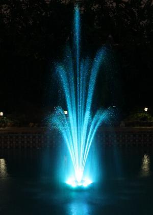 LED Fountains