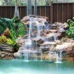 iered waterfall