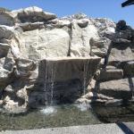 Waterfall At Aria