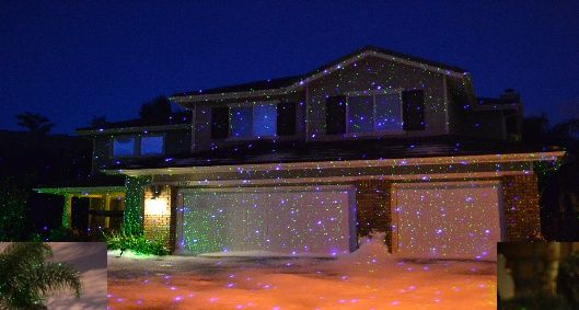 Christmas Laser Light Vancouver - Xmas Laser Indoor And Outdoor ...