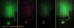 garden laser light red green