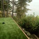 artificial grass west vancouver balcony