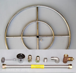 propane gas kit ring