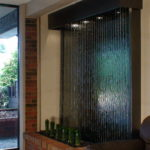 rain curtain indoor contractor