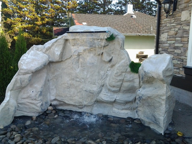 Pondless Waterfalls Artificial Rock Features Waterfallnow
