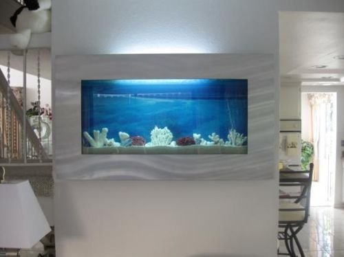 Desktop Glowing Artificial Jellyfish And Aquariums