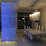 led water wall vancouver