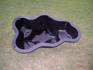 Preformed fiberglass ponds pools shells and liners for Preformed ponds for sale