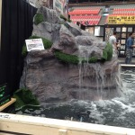 vancouver rock water feature