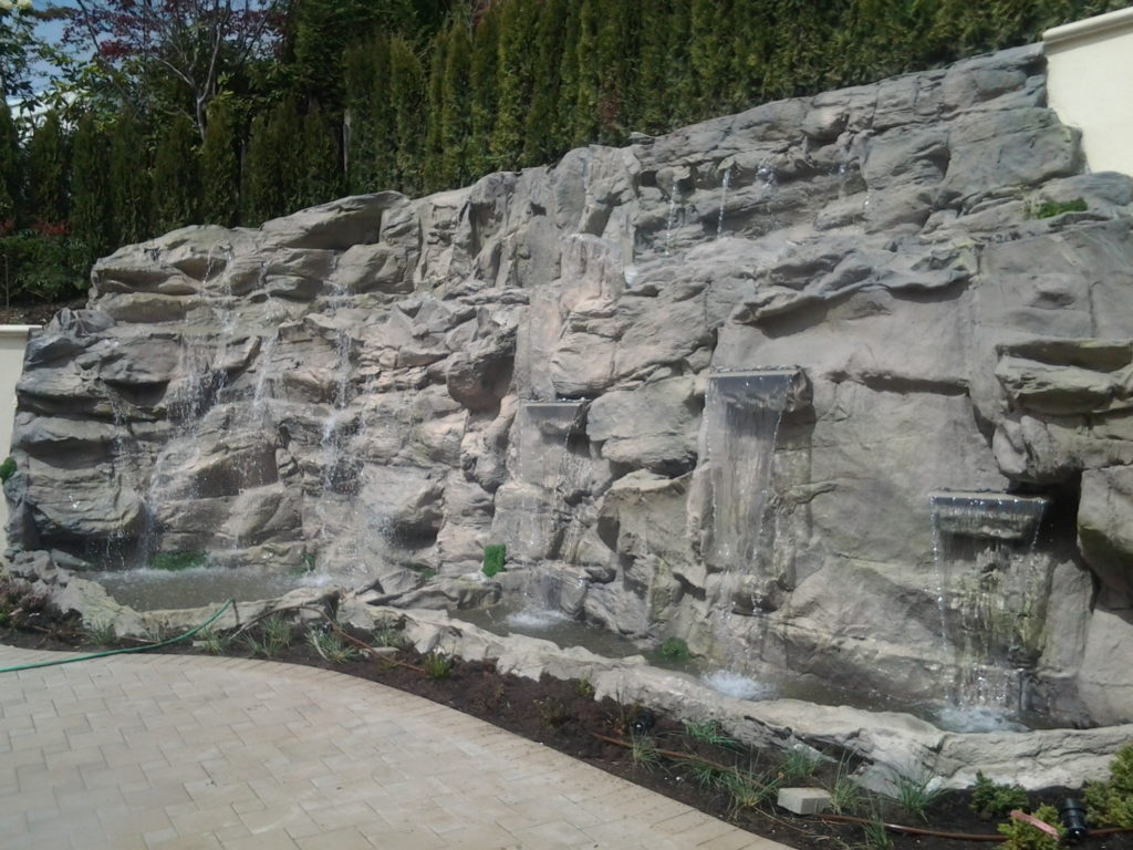 west vancouver retaining wall pdf