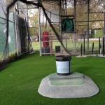 baseball field artificial grass