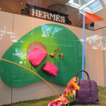 hermes vancouver artificial grass display