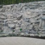 west vancouver landscape water feature