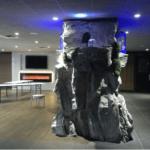 indoor-rock-fountain