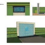 waterwall design aa