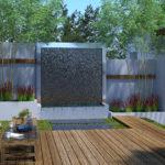 granite water walls canada