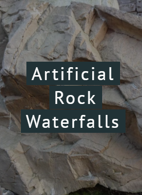 artificial rock waterfalls vancouver