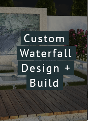 custom waterfall design build vancouver