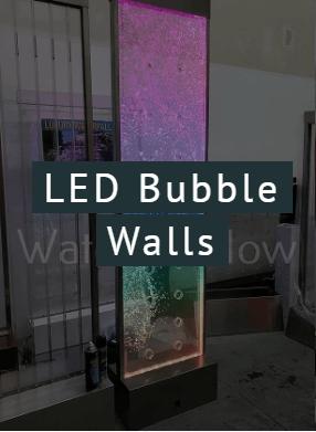 led bubblewalls canada