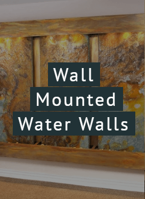 wall mount waterwall